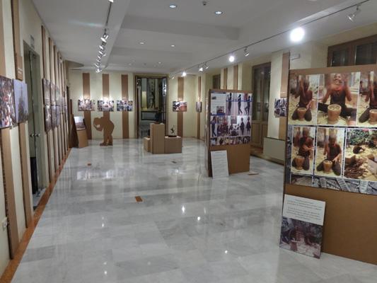 Exposició al Palau Bofarull de Reus