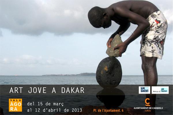 2013 – ART JOVE A DAKAR…a Cambrils