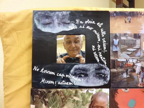 Exposició i sopar solidari a La Selva del Camp.