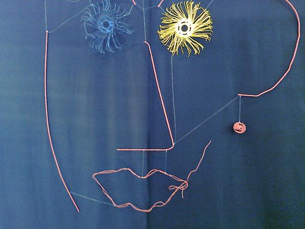 2012 – Art jove a Dakar… Un pas més enllà, a Teià